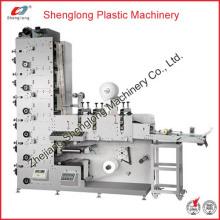 Klebstoff-Etikett Automatische Flexo- / Flexodruckmaschine (Druckmaschine)