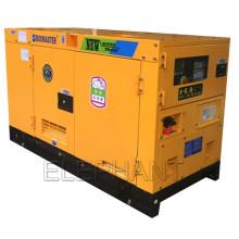 Générateur diesel super silencieux 10-40kVA avec EPA