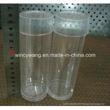 Tube transparent en plastique (HL-187)