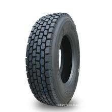 Neumático LongMarch calidad DOBLE CARRETERA 295/80 / 22.5