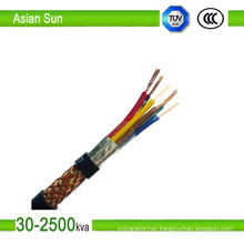 Low Smoke Marine Control Zero Halogen DC Control Power Cable