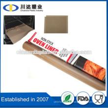PFOA free Высокотемпературная устойчивость против прилипания многоразового тефлонового листа для выпечки