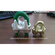 U. S. Type Malleable Steel Wire Rope Clip Drop Forged for Fastener