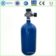 Cilindro de gás de aço sem costura de alta pressão 3L (ISO108-3-200)