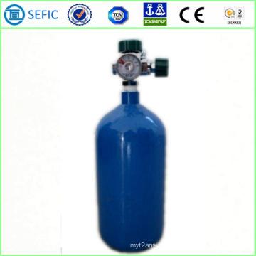 3л высокого давления бесшовных стальных газовых цилиндров (ISO108-3-200)