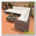Audu Miami Patio Garden Rattan Outdoor Wicker Sofa