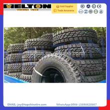 Nuevo neumático radial 255 / 85R16 del camión de la VENTA CALIENTE con buen precio
