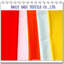 Dyed textile polyester /cotton