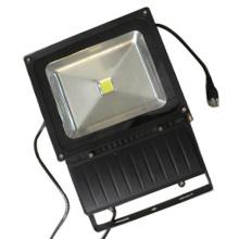 L'inondation élevée extérieure de la lumière LED de baie d'IP65 Epistar allumant 100W