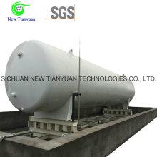 40m3 Volume efetivo 0,2MPa Recipiente de tanque criogênico de pressão de trabalho