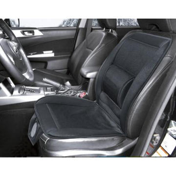 Natural Massage Seat Cover Cool and Heat Cushion for Auto Car Truck