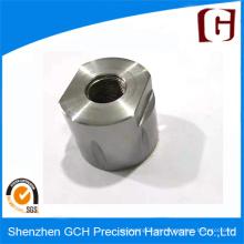 Mecanizado de piezas de acero inoxidable