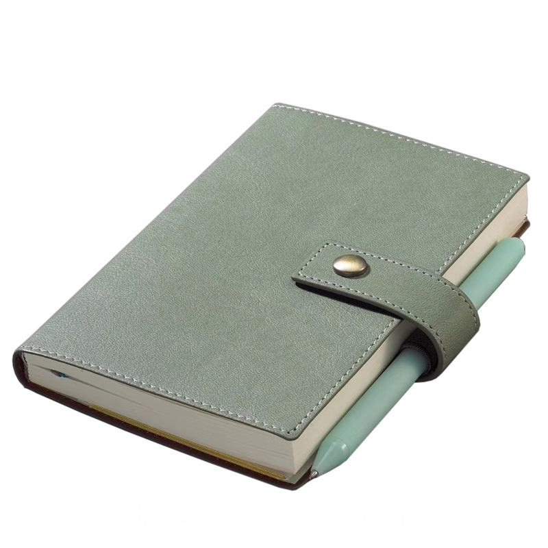 Pu Synthetic Leather Notebook Cover