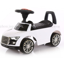 OEM Eco-Friendly Plastic LED Musical Baby Kids Ride Toy Car