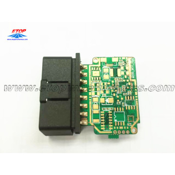 OBD2 Female With PCB Type