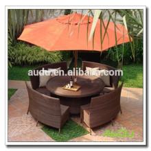 Paraguas de golf Audu / Paraguas de jardín de golf vienen con conjunto al aire libre