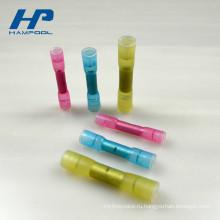 термоусадочные полиолефиновые клей обжимной кабельный наконечник