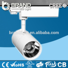 Wholesale good quality commerical led track light 90lm/w 30w 40w led track light, track light led