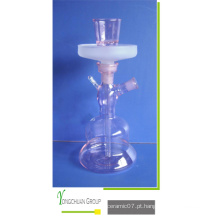 Mini vidro Hookah vidro Shisha árabe Shisha fumar PCS feito à mão