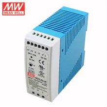 MEAN WELL Única Saída Industrial 60W DIN Rail Power Supply 48V MDR-60-48