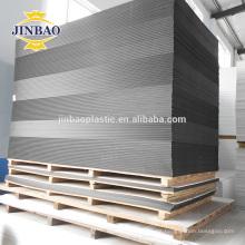 JINBAO Celuka de espuma de PVC rígido blanco a gran escala 15 17mm