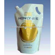 Bolsa bico com alça para atacado, bolsa de bico de mel