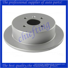 Remplacement des disques de frein MDC1389 DF4504 96312560 pour chevrolet nubira