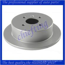 MDC1389 DF4504 96312560 brake discs replacement for chevrolet nubira