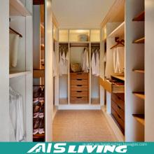 Clásicos muebles de dormitorio Paseo de alta calidad en armario ropero (AIS-W471)