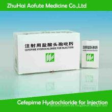 Clorhidrato de Cefepima para inyección