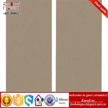 China materiais de construção 600x1200 Cappuccino vitrificado telhas cerâmicas de parede ao ar livre