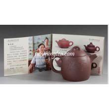 Qin Quan Hecho a Mano Yixing Bonsai Pot