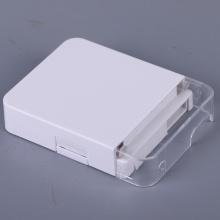 Caja de conexiones de terminales de fibra óptica tipo SC / LC