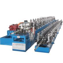 Máquina de moldagem rápida de rolos intercambiáveis