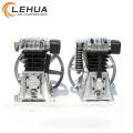 1.5kw 2hp 2055 neue stil aluminium luftkompressor kopf