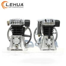1.5kw 2hp 2055 novo estilo de cabeça de compressor de ar de alumínio