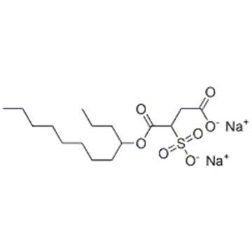 Disodio 4-dodecil 2-sulfonatosuccinato CAS 13192-12-6