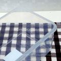 Malaisie verrouillage facile en plastique bpa nourriture gratuite récipients avec couvercle étanche