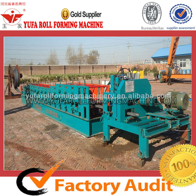 YF C Purlin Roll Forming Machine
