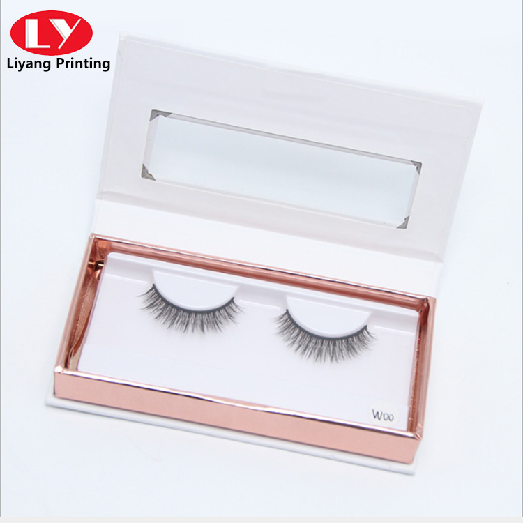 False Eyelash Packing Box