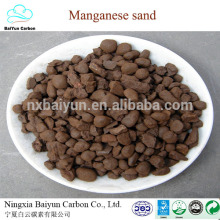 Factory manganese ore price 2-4mm 35% ferro silico manganese sand