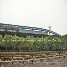 Pip Conveyor/Dg Type Pipe Belt Conveyor/Conveyor Supplier