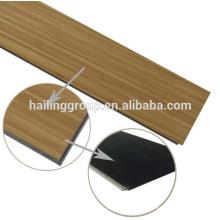 2018 neues Design wasserdicht Vinyl Plank Bodenbelag / PVC lvt Vinyl Bodenbelag klicken
