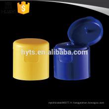 28/415 Chine fournisseur joint vis flip top bouchon en plastique