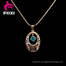 Venta al por mayor 18k Gold Pendant Jewelry for Girls