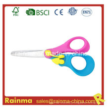 Soft Handle Kids Scissors Color May Vary