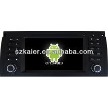 reproductor de DVD para coche para el sistema Android BMW E39