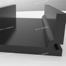 Profil adapté aux besoins du client de la barrière de la chaleur de fibre de verre de PA6.6 25%
