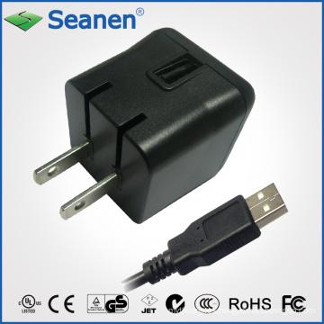 USB cargador de viaje para la tableta, teléfono, dispositivos móviles