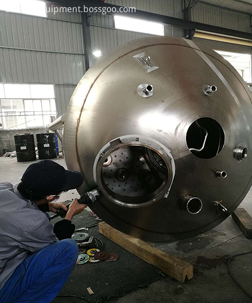 brewhouse welding